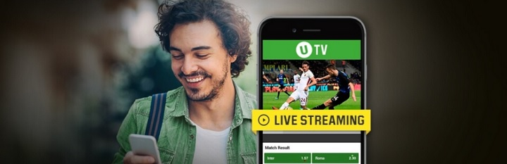 Unibet live stream